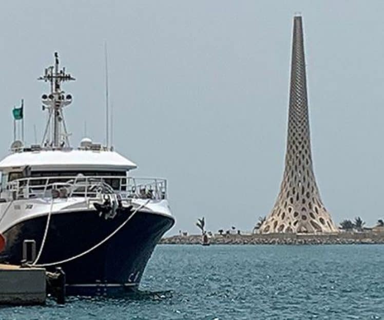 Research Vessel Fleet, King Abdullah University of Science and Technology – Periodic Vessel Surveys