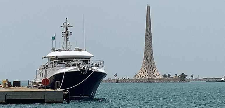 Research Vessel Fleet, King Abdullah University of Science and Technology - Periodic Vessel Surveys