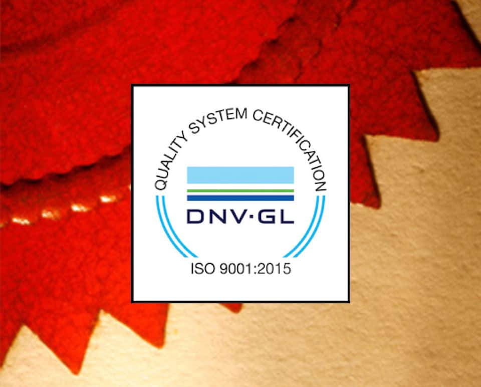 Maritime Survey Australia ISO 9001 certified by DNV GL
