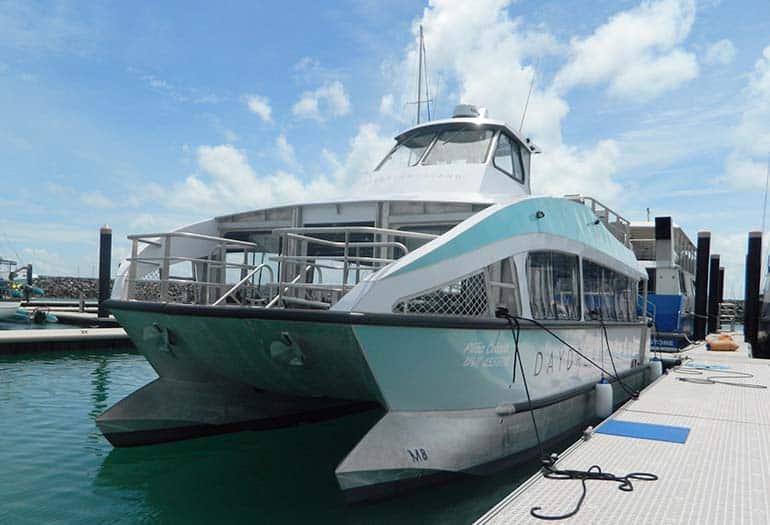 Pina Colada Passenger vessel survey
