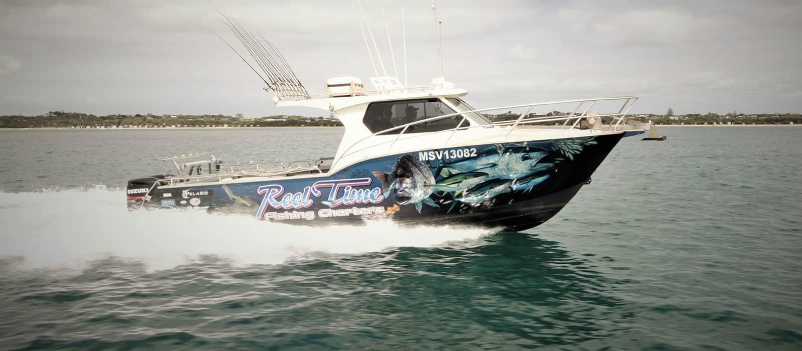 Marine Surveyor - Annual perdioc survey for the vessel fishing charters