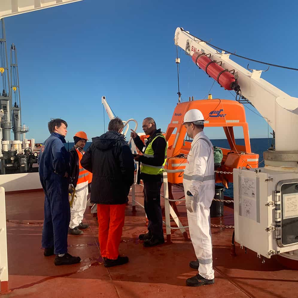 Pre Port State Control Inspection with Maritime Survey Australia