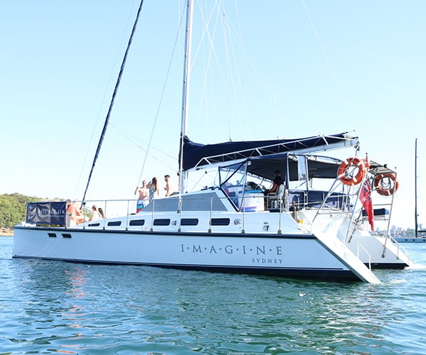 Sailing Catamaran Imagine Surveyed By MSA
