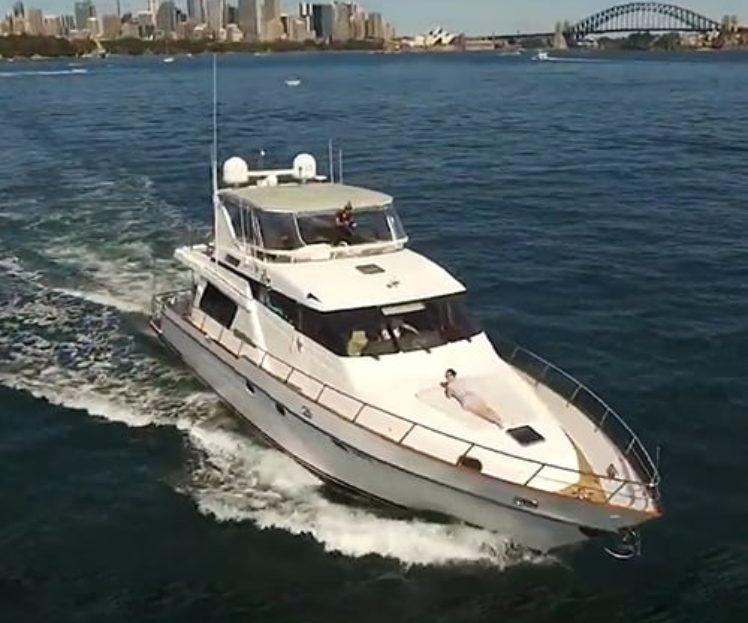 Luxury Charter Vessel, Enigma – Periodic Vessel Survey