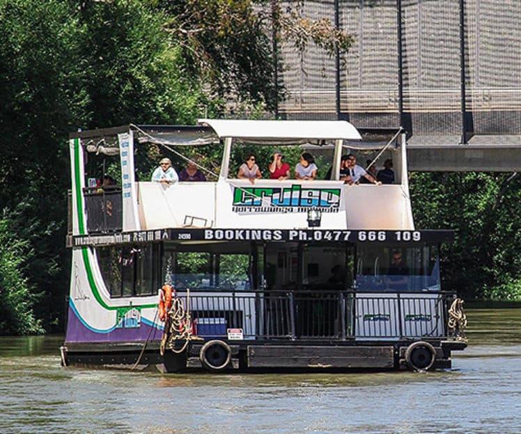 Cruise Boat, Sienna Daisy – AMSA Renewal Survey