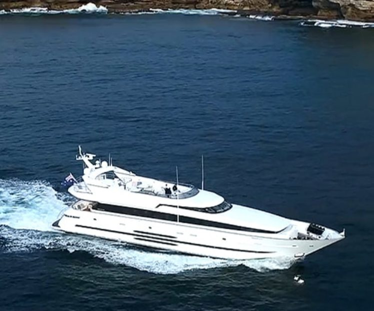 Motor Yacht, Mohasuwei – Periodic Vessel Survey