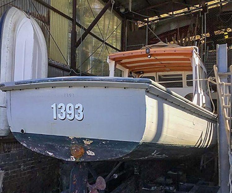 Survey Motor Boat (SMB) Geranium – Condition Assessment